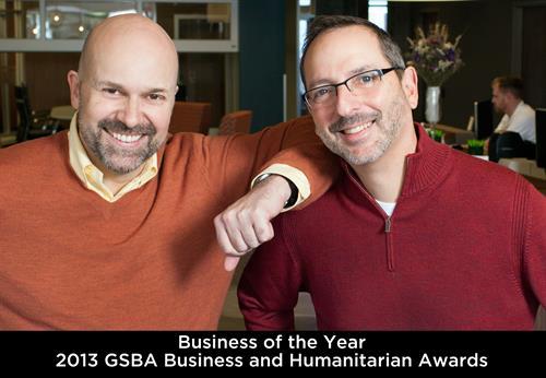 Drew Ness, COO and Joe Adams, CEO