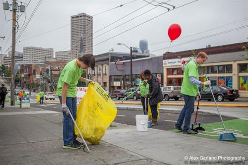 Clean Sweep 2014