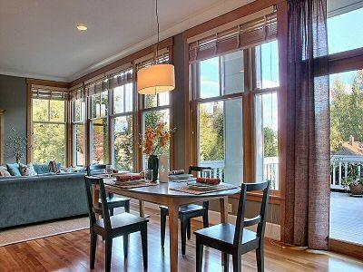 Lovely interior of Seatle Home