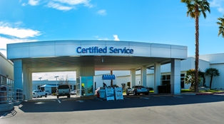 Visit our newly remodeled Service and Parts Facility!