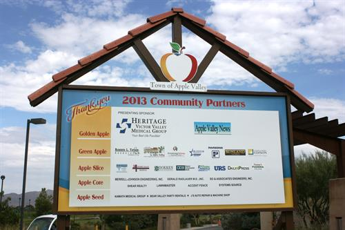We love our Community Partners!