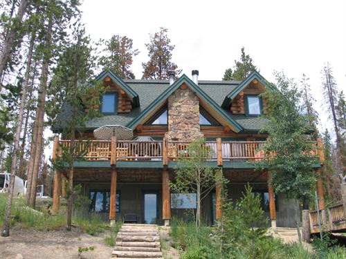 Grand mountain rentals cabins cottages vacation for Grand lake cabins