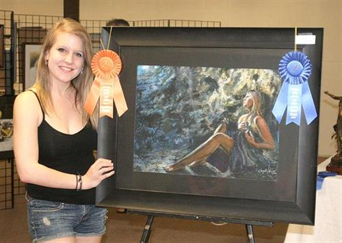Peoples Choice 2013 Art Show