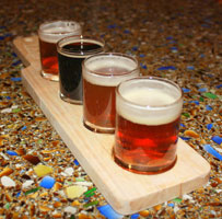 8-10 Craft Beers on Tap