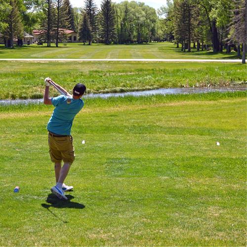 Saratoga Public Golf Course