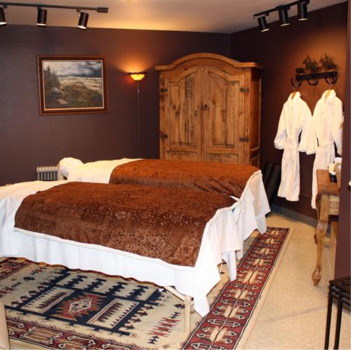 Healing Waters Spa Signature Spa Treatments