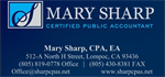 Mary Sharp, CPA