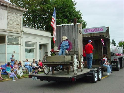 Molalla 4th of July Parade