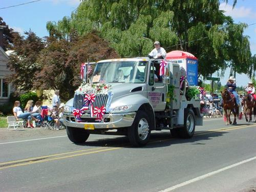 Molalla Fourth of July Parade