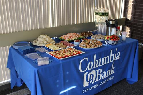 2015 Columbia Bank Small Business Seminar