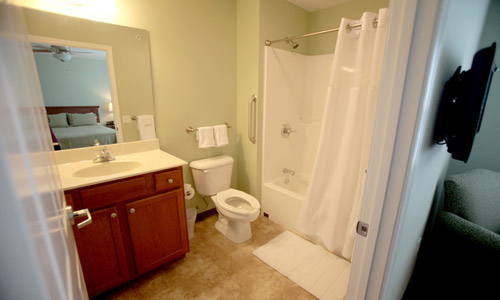 Family House - Private Bathroom
