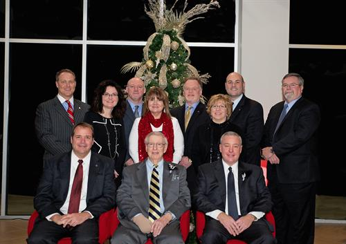 The Pearl Executive Leadership Team