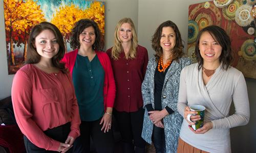 Centered Therapy Chicago Therapists