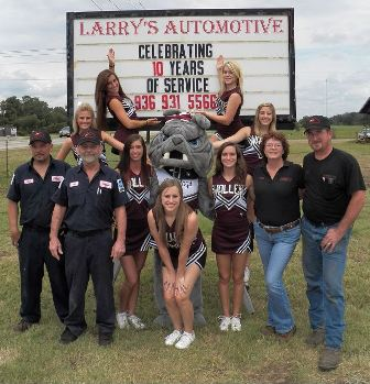We love our Bulldog teams!