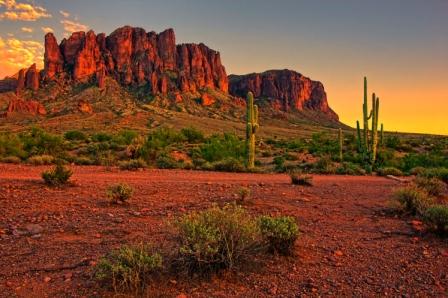 Winter Get A Way - Arizona