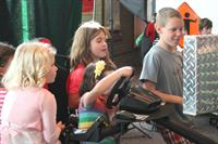 Learning the Rules of the Road in the Drive Alive Driving Simulator