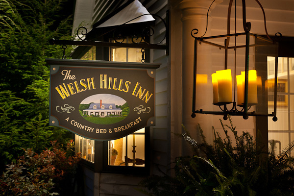 The Welsh Hills Inn - A Country Bed and Breakfast