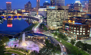 Downtown Columbus Along the Scioto River - 30 Min. from The Inn