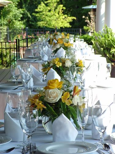 Special Event at The Inn on the Porches