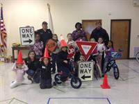4-H Cloverbuds Bicycle Safety Workshop