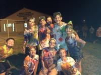 Splatter War 2K13: Jr. Leadership Club Social