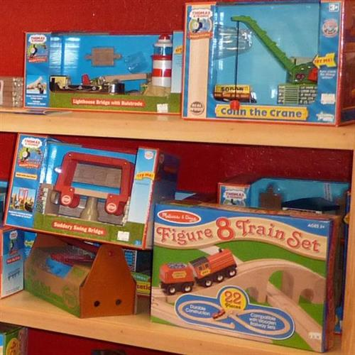 Thomas Wooden Trains and More