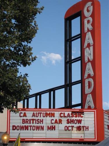 Granada Theater - Taste of Morgan Hill 2011