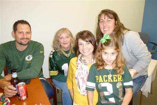 Packer Fanatics!!