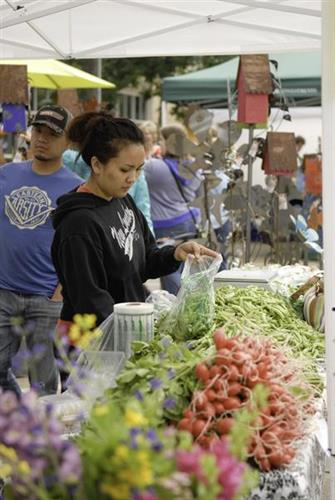 Downtown Appleton Farm Market Fresh Produce