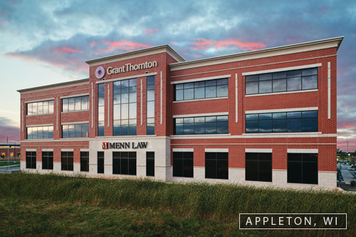 Menn Law Firm, Ltd. - Appleton office building