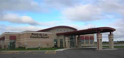 Fond du Lac Co Airport Terminal Building