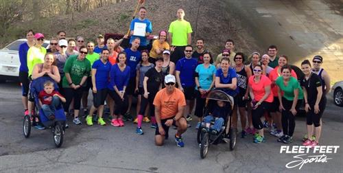 Our Mizuno Fun Run/Walk Group meets every Tuesday, 6 p.m., at Jones Park in Appleton. 3-6 mile routes!