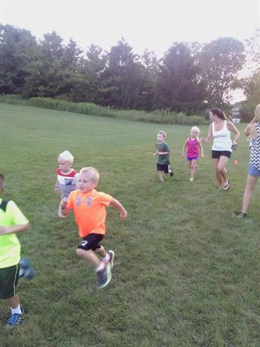We are a proud support of the Appleton Kids Runs held four times during the summer at Appleton Memorial Park.