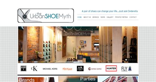 Urban Shoe Myth