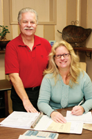 David Raskin, CPA & Lori Warnick