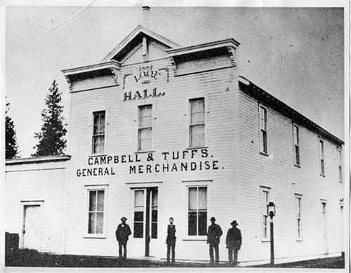 Golden Rule Lodge 78, 1884