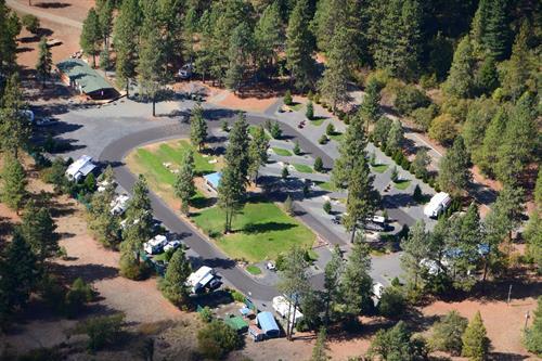 Lone Mountain RV Park O'Brian OR  &899,000