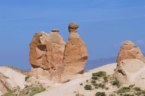 Cappadocia - Chimney rock