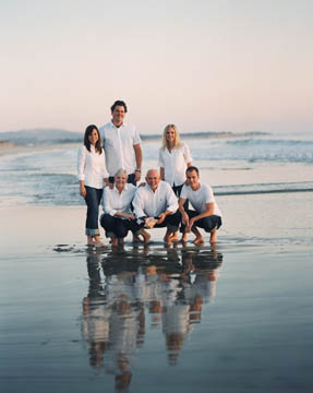 Half Moon Bay Family Portraits