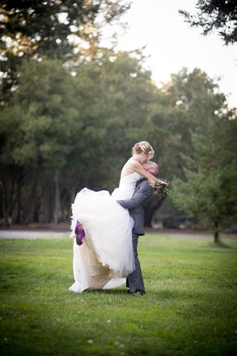 Sanborne County Park Wedding