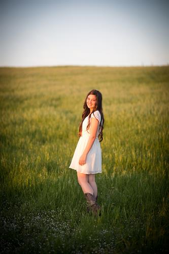 Half Moon Bay Senior Portrait