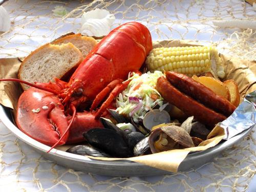 Sam's Lobster Clambake