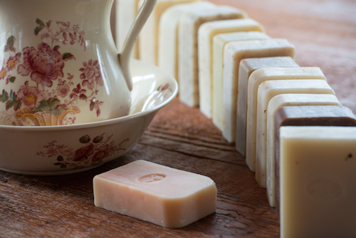 authentic soaps