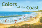 Colors of the Coast Gallery & Gift Shop