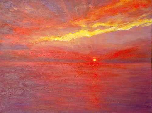"""Dawn"" by Ellen Joseph"