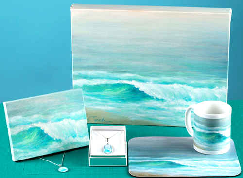 """""""The Wave"""" Gifts"""