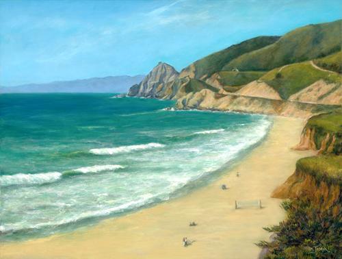 """""""Majestic Montara"""" by Ellen Joseph"""