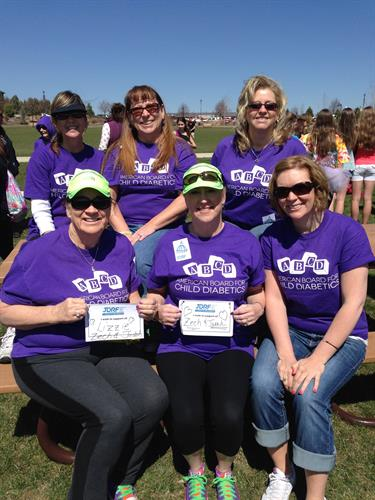 JDRF Walk-a-Thon Bend Oregon