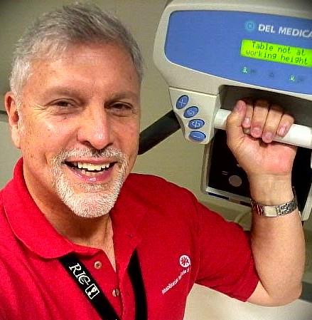 Scott Cleator, RT (R) / Radiologic Technologist