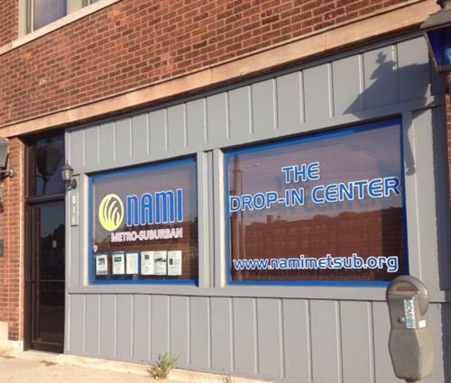 NAMI Metro Suburban Office and Drop-In Center